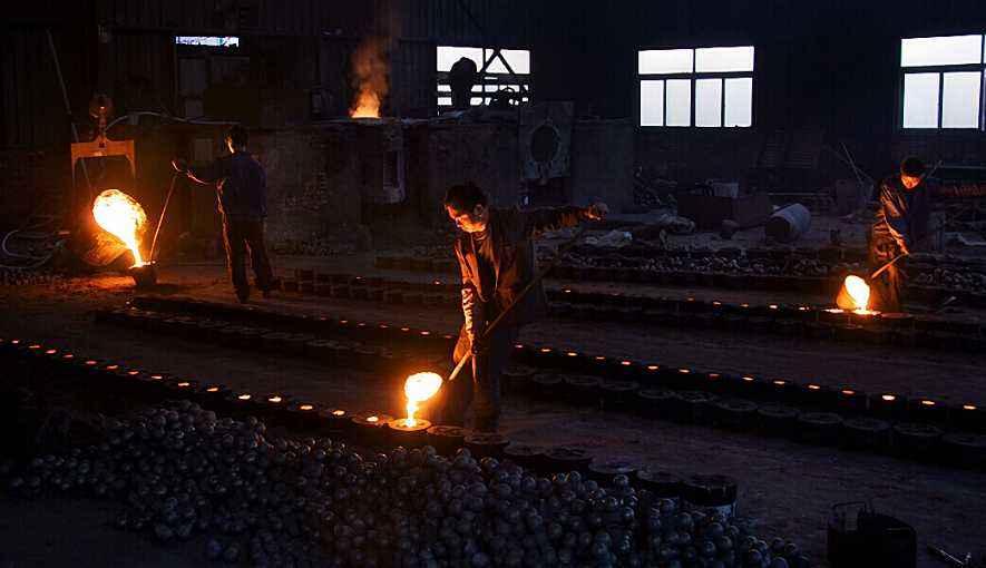 图皮成为第一家采用欣特卡斯特跟踪技术的铸造厂
