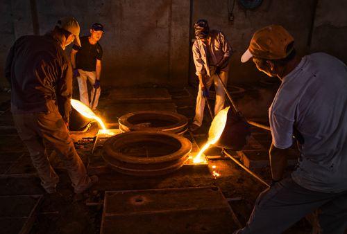 瑞典欣特卡斯特公司在世界铸造展览会GIFA推出新技术