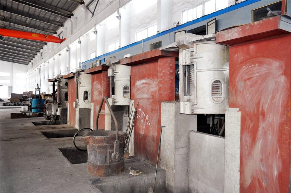 铸造厂家分享:电炉熔炼铸造工艺及常见缺陷防治