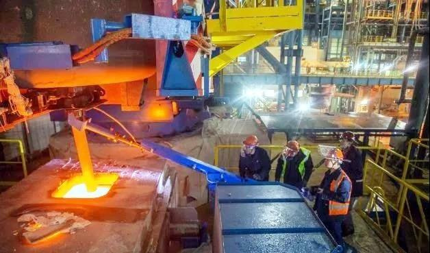 世界上最宽板的铸造机成功投运,能年产150万吨钢板