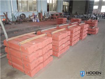 <b>砂型铸造在粉碎机耐磨损零配件制造中的优点</b>
