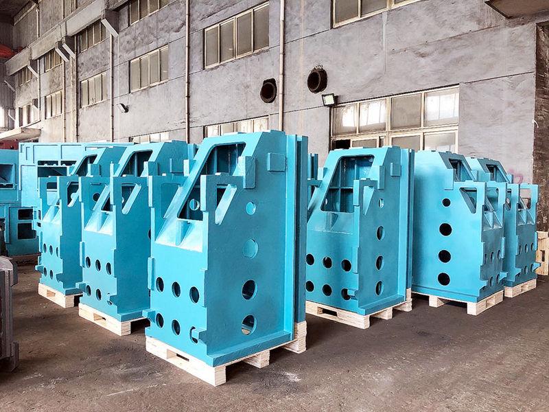 沪东铸造生产的机床铸件优势是什么?