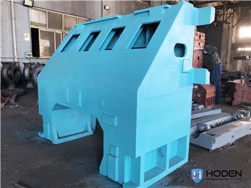 大型机床铸件的工艺特点和退火处理