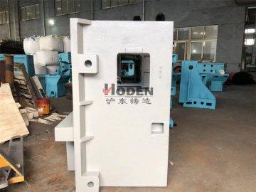 Machine tool casting