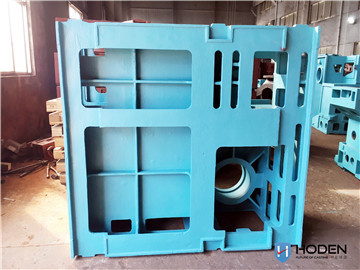 Machine tool base casting