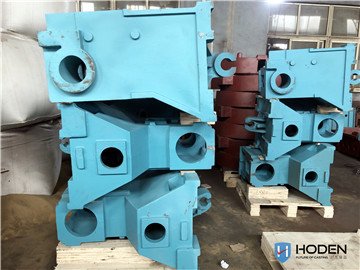 Machine tool spindle casting
