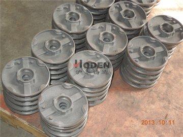 浅析高铬合金铸铁易损件的工况及材质选择
