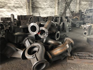浅析泥泵、高压冲水泵高铬合金铸件铸铁件冲击