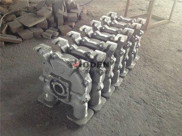 浅析砂型铸造良好的型砂应具备的性能-沪东铸造