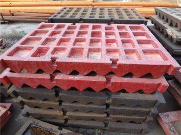 <b>破碎机铸件在板锤上焊一层耐磨合金可以有效延</b>