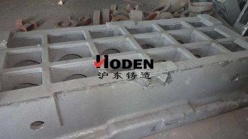 机床铸件的热处理过程