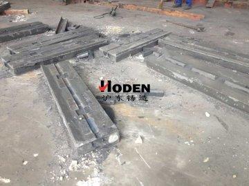 铸造厂家的高铬板锤和锤头质量怎么样
