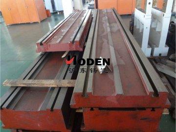 <b>【沪东铸造】机床铸件被频繁采用,归功其铸造特点</b>